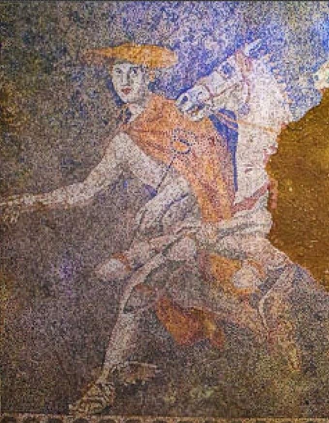 Στην Αμφίπολη ,ίσως είναι το καλύτερο πορτραίτο του ΜεγάλουΑλεξάνδρου...;