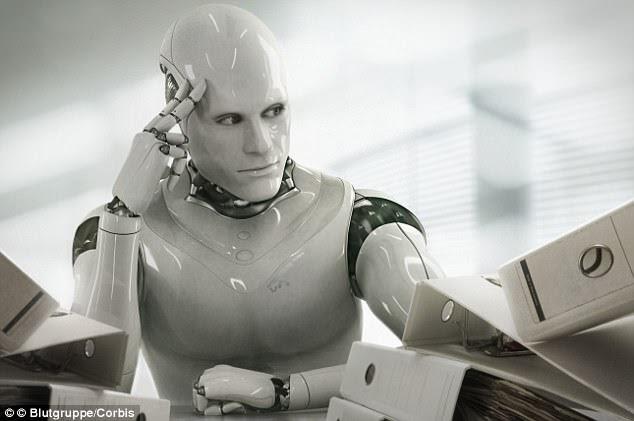 Robot đang ngày càng trở nên giống con người, và vì sao đó là tin không hề vui - Ảnh 2.
