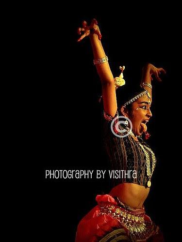 The wrath of Durga