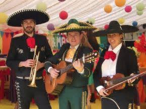 Mexican Themed Entertainment London   Mariachi Band London
