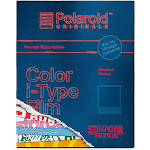 Polaroid Originals Color I Type Film Stranger Things Edition