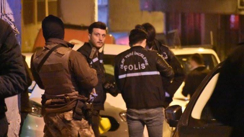 Ειδικές δυνάμεις της  τουρκικής αστυνομίας έχουν φτάσει στο σημείο της επίθεσης Πηγή:  Rahaber.net