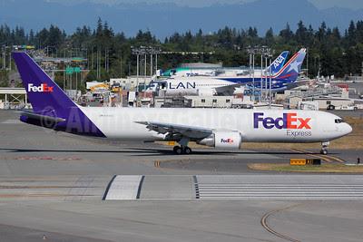 FedEx Express Boeing 767-3S2F ER N101FE (msn 42706) PAE (Nick Dean). Image: 913105.
