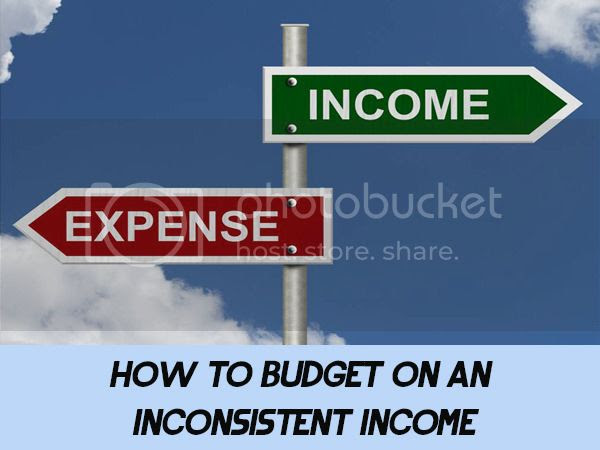 How to Budget on an Inconsistent Income