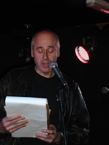 Steeve the Poet - Spotlight April 2008