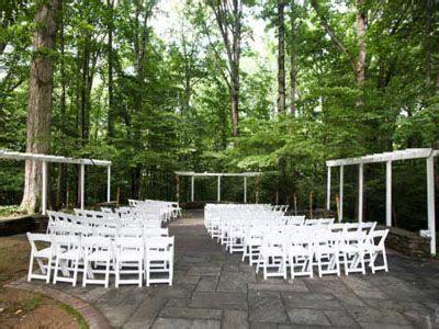 Rockwood Manor in Potomac, Maryland   Wedding Venues in