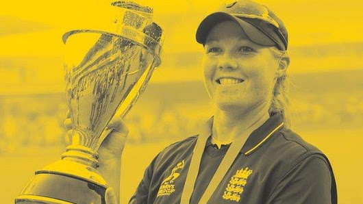 Heather Knight, Natalie Sciver and Anya Shrubsole honoured by Wisden