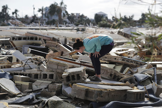 Florida's Mexico Beach Town Demolished by Hurricane Michael