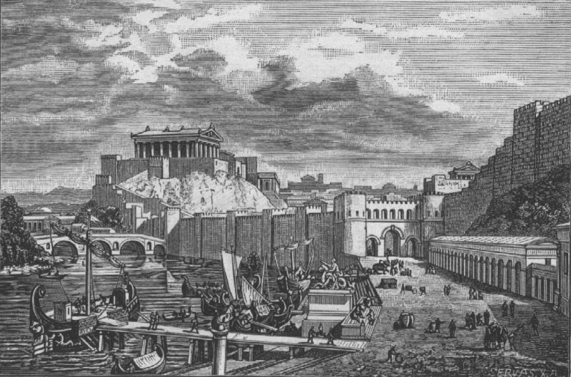 File:City of Rome during time of republic.jpg