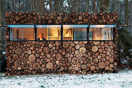 5 cool camouflage homes - Yahoo! Homes
