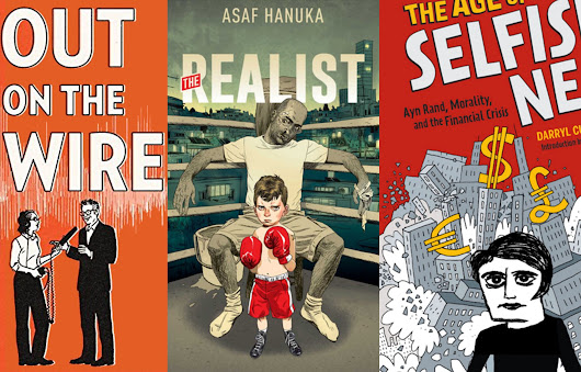 The 8 Best Jewish Graphic Novels of 2015, From Ayn Rand to Orthodox Babysitters