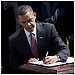 NEWS ANALYSIS; Obama Sketches Energy Plan in Oil