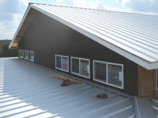 House Upper East Siding Tar Paper