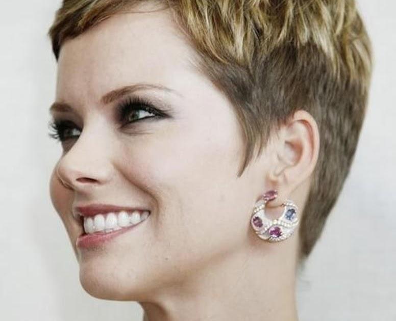 Inspiracion Peinados Pelo Corto Mujer 2015 Las Mejores Imagenes De