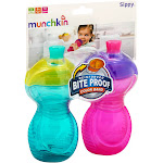 Munchkin Sippy Cups, 9+ Months, 9 Ounce - 2 cups