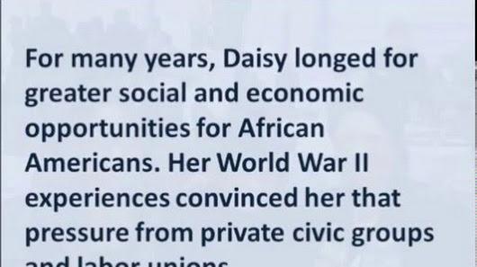 Daisy Elliott, Michigan State Representative - Hear and Read Her Obituary