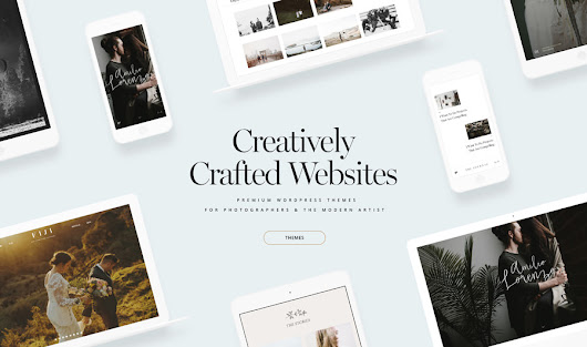 Flothemes - WordPress Themes for Photographers and Creatives