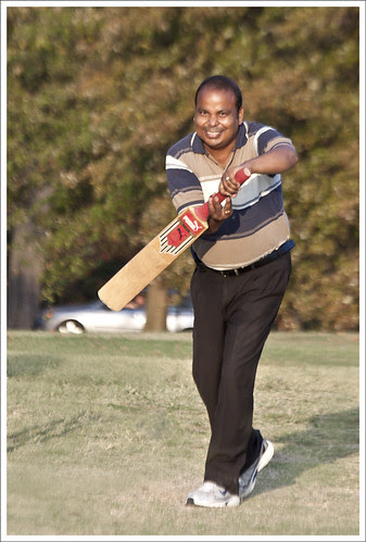 Cricket Batsman 2