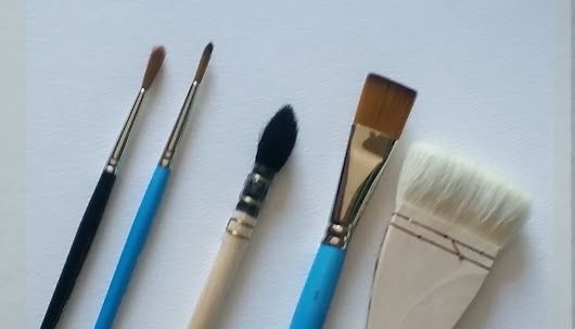 Brushes – Watercolour