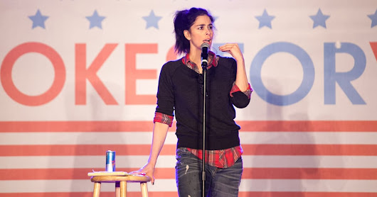 Sarah Silverman is hosting a weekly talk show on Hulu
