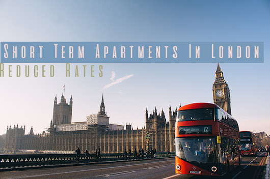 Reduced Apartment Rates. Apartments from £600 Per Week