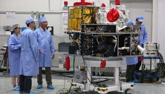 China to launch 'hack-proof' quantum satellite next month