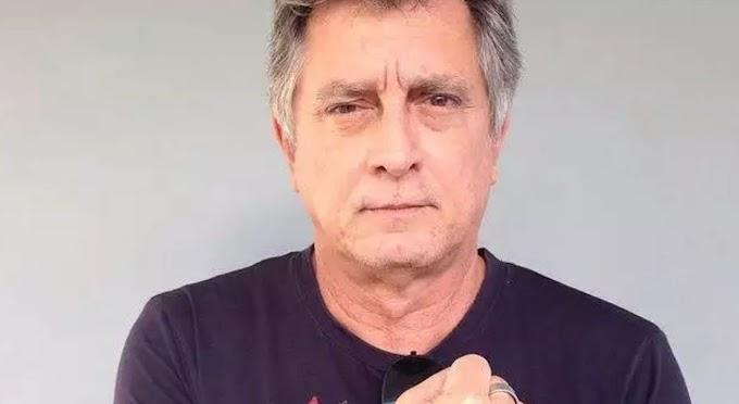 Covid-19: ator Eduardo Galvão está na UTI com 50% dos pulmões comprometidos.