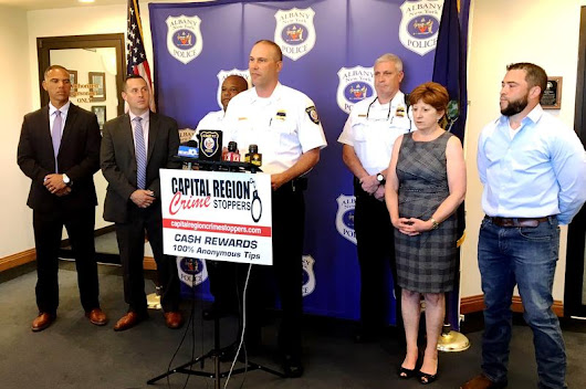 Albany Summer Crime Wave Brings Heat