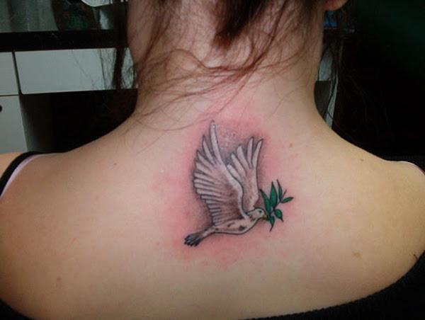 20 Amusing Dove Tattoos For You Inspirebee