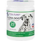 Vital Planet Flora Dog Daily Probiotic Powder 20 Billion - 3.92 oz