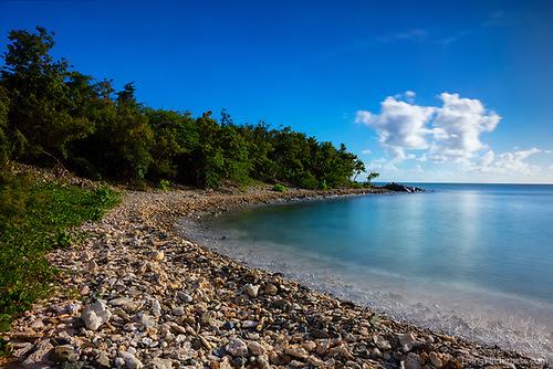 Playa Pata Prieta, Vieques, Puerto Rico