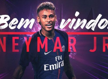 PSG oficializa contratação de Neymar; vínculo é válido até 2022