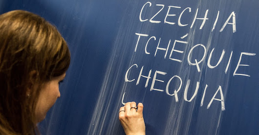 With Czechia, Czech Republic Hopes Vowels Will Solve Name Puzzle