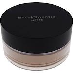 bareMinerals Matte Foundation, Broad Spectrum SPF 15, Medium Beige - 0.2 oz jar