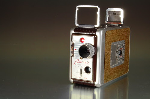 Kodak Brownie Movie Camera Eight MM.
