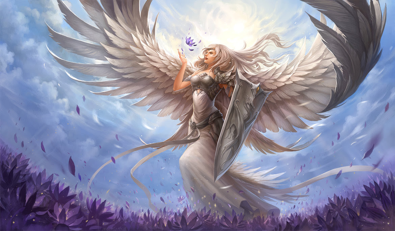 Archangel Michaelthe Mighty Warrior Angel The Leader Newspaper