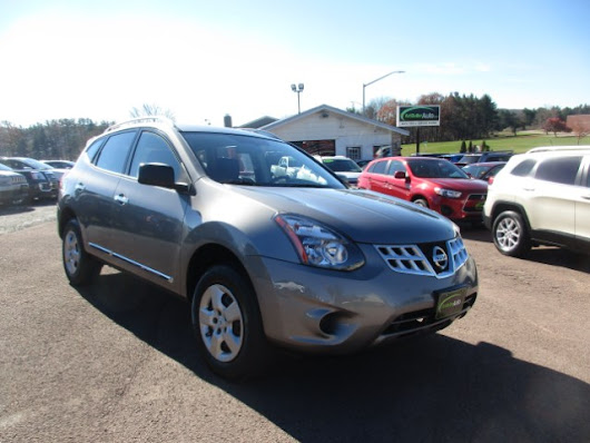 Used 2015 Nissan Rogue Select S AWD for Sale in Accident  MD 21520 Art Butler Auto Sales