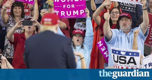 How Trump's savvy army won the internet war | John Naughton | Opinion | The Guardian