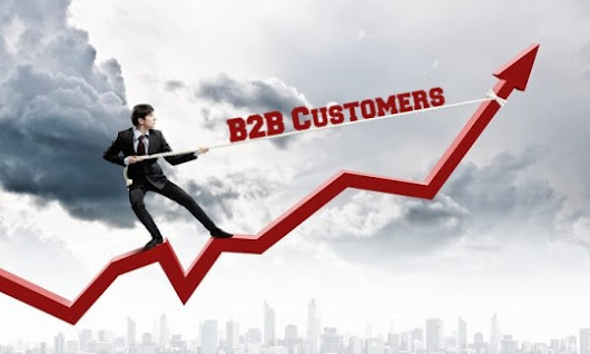 Boost Your Conversion with Personalization for B2B Customers