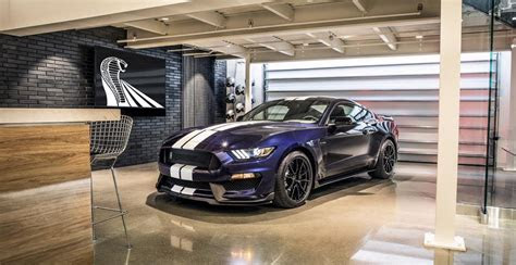 gt optik tuning  ford mustang shelby gt
