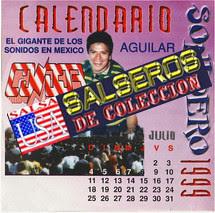 Calendario Sonidero 1999 Condor