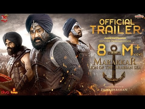 Marakkar Hindi Trailer