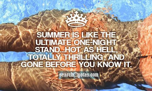 Summertime End Of Summer Quotes Summertime Quotes About End Of