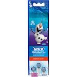 Oral-B Pro-Health Jr. Sensitive Clean Disney Frozen Replacement Brush Heads 3 ct Box