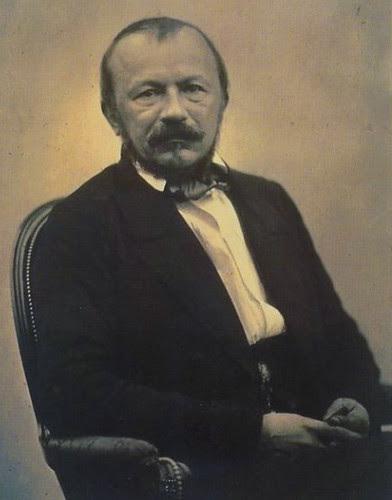 Gérard de Nerval by Père Ubu