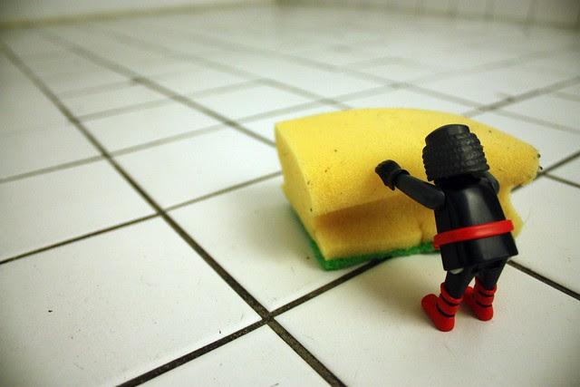 Floor Cleaner (84/365)