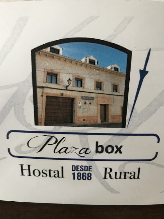 España | Hostal Rural Plaza ** ~Mota del Cuervo (CU) SPAIN