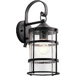 Kichler Lighting-49961AVI-Mill Lane - One Light Medium Outdoor Wall