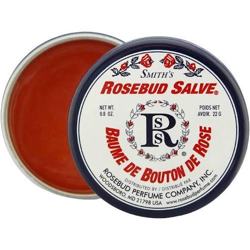 Rosebud Perfume Co. Smith's Rosebud Salve - 0.8 oz total