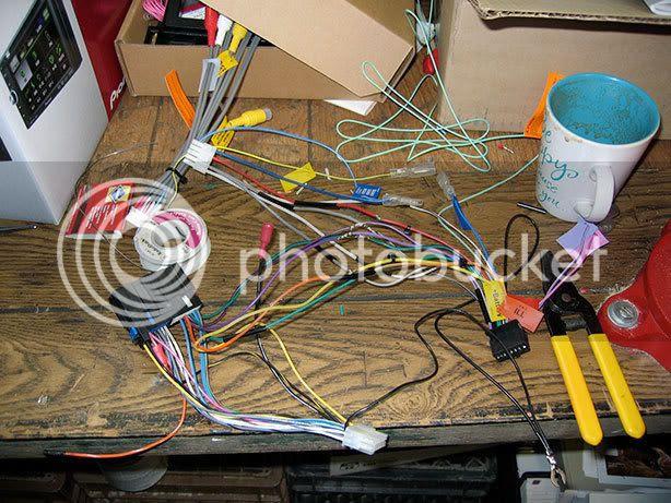 Pioneer D3 Wiring Diagram